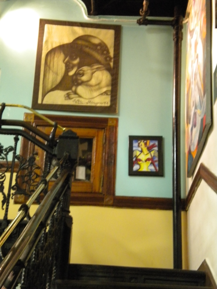 StaircaseCheseaHotelMN